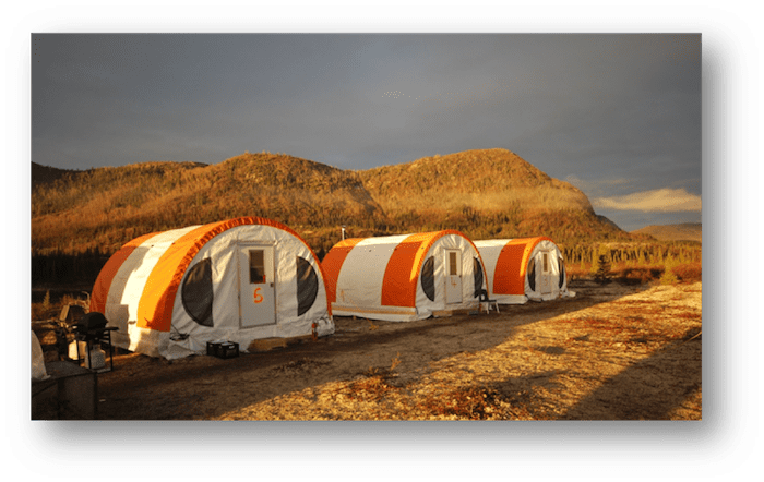 commander tents