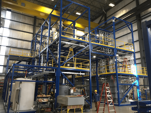 Standard Lithium Factory 1
