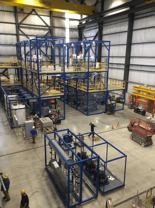 Standard Lithium Factory 2
