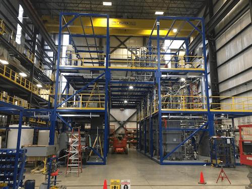 Standard Lithium Factory 3