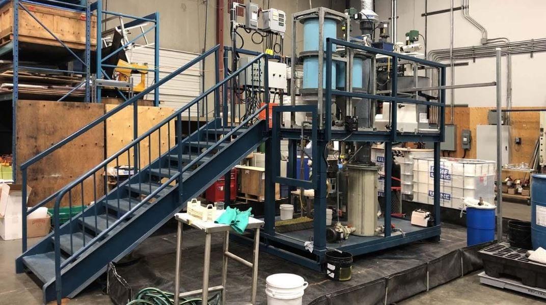american manganese facility