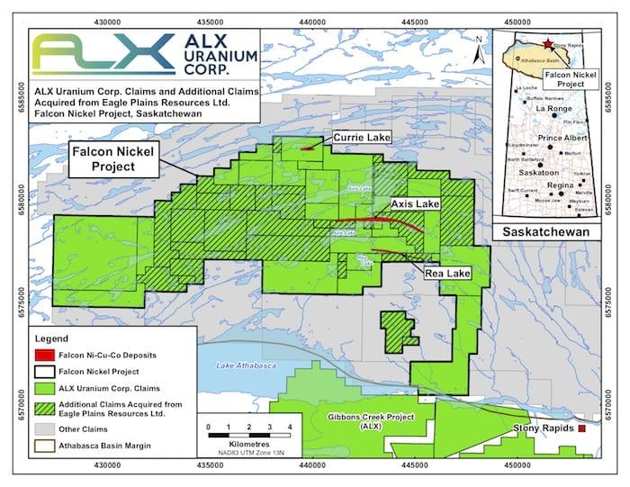 alx uranium falcon nickel