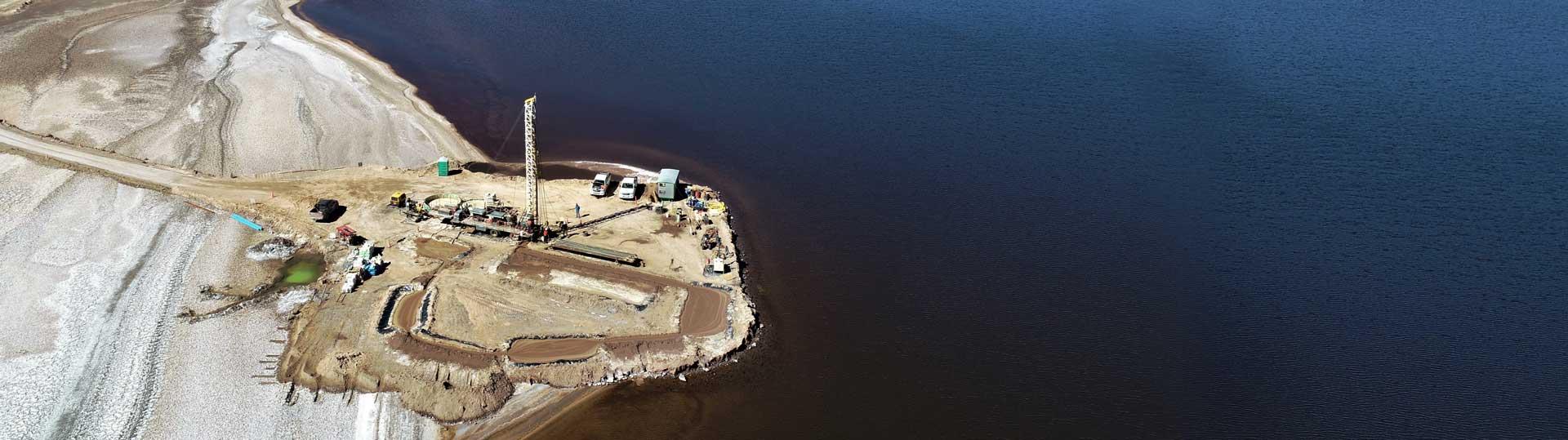 3Q project aerial shot