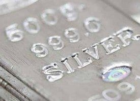 silver price update