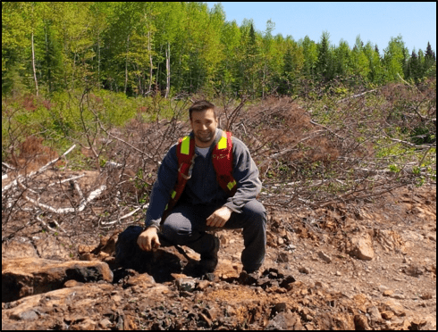 Puma Exploration Dominique Gagne