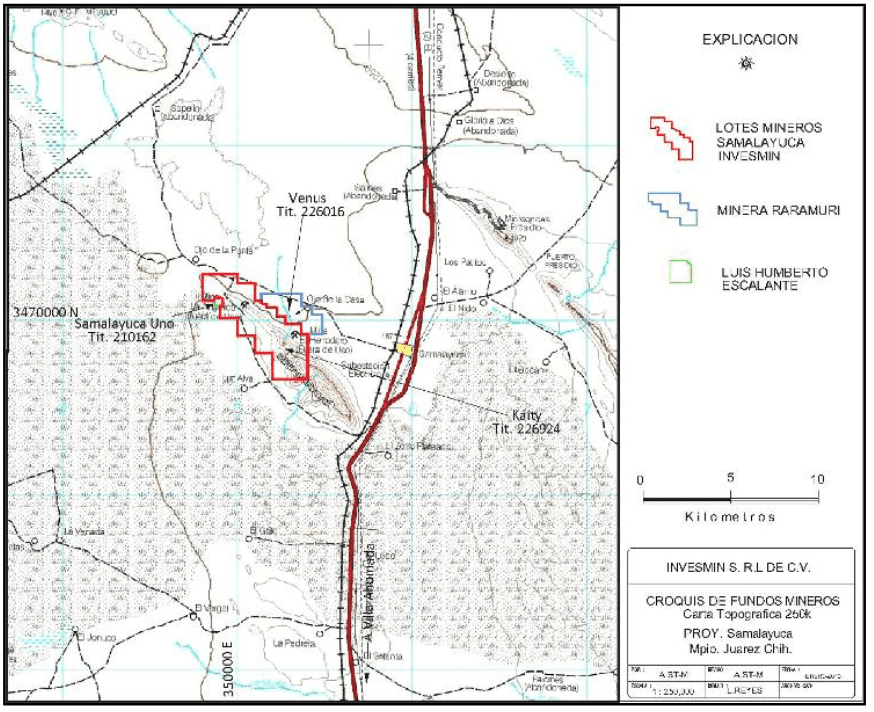 vvc exploration location on map