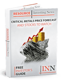 Critical Metals Free Report Cover