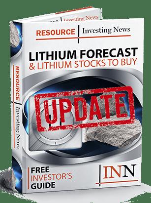 lithium free investors report