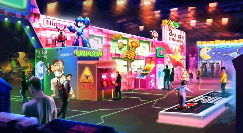 ydx game on arcade