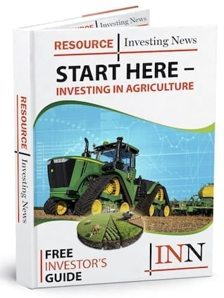 Agriculture Start Investing Cover