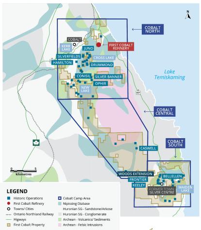 first cobalt project map