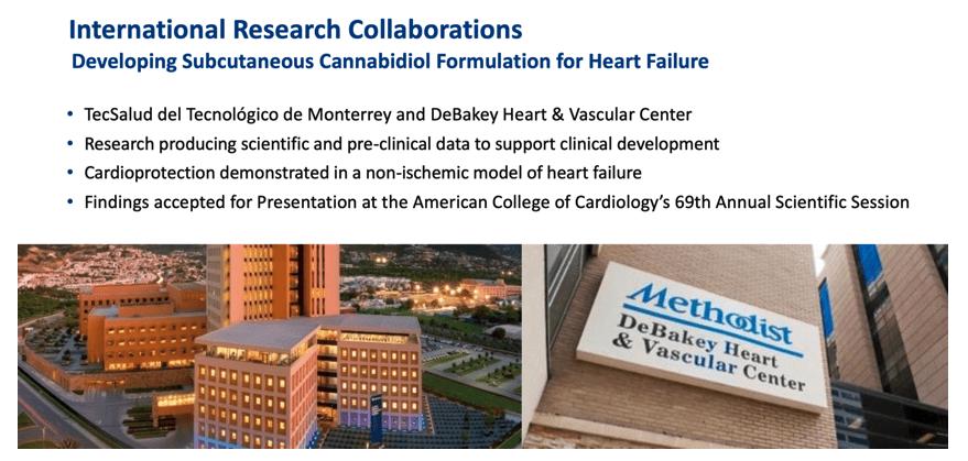 Cardiol Research Collaboration DeBakey Center