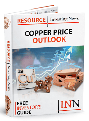 Copper Outlook Free Report Cover