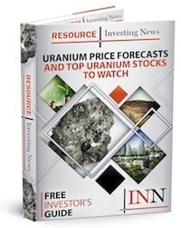 Uranium Price Forecasts 2020 Report Cover