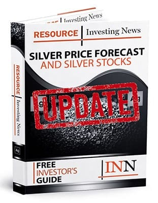 Silver Investing Outlook Report 3d Cover