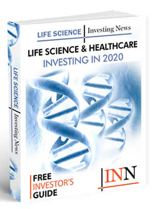 Life Science and Healthcare Investing in 2020 report cover