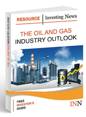 Oil and Gas Outlook 2020 Cover