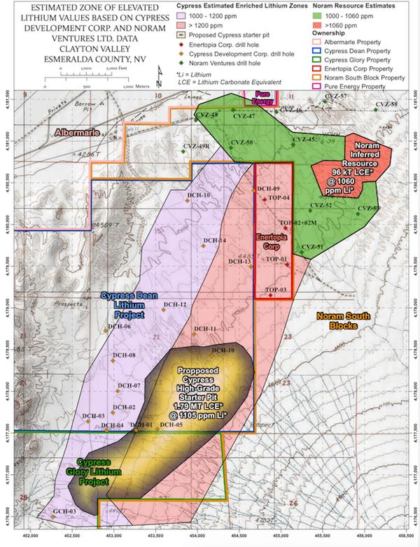 enertopia project map