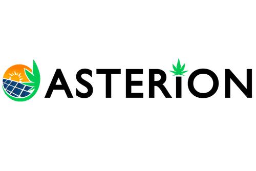asterion cannabis logo