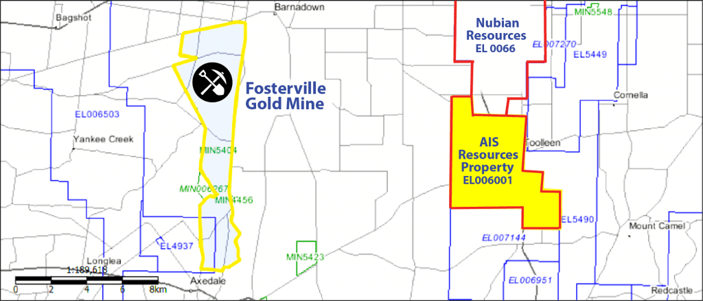 AIS Resources Toolleen-Fosterville Project