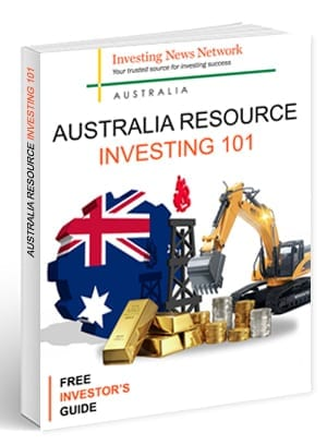 australia resource starter free report