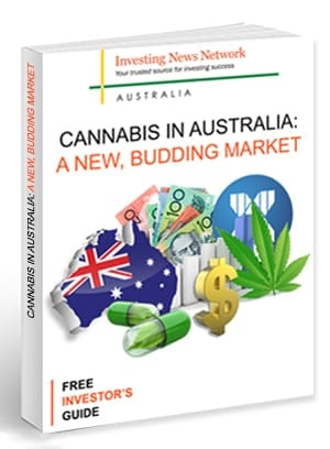 Australia cannabis start free report