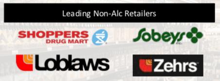 hill street retailers logos