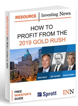 sprott conference free report