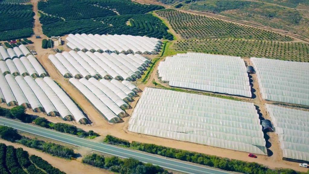 isracan facility aerial