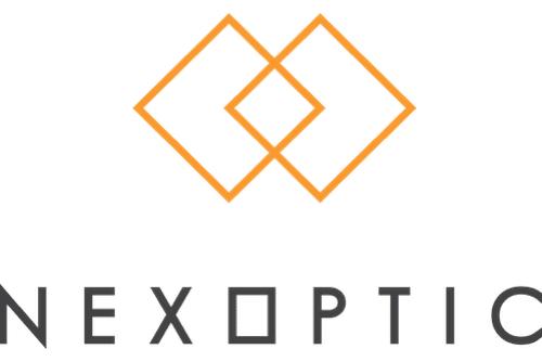 nextoptic logo white