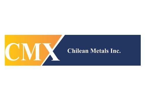 chilean metals 500px logo.'