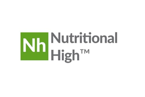 nutritional high logo
