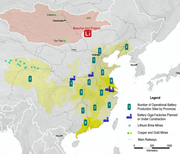 ion energy map