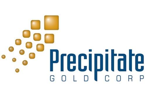 precipitate gold logo