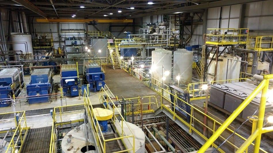 First Cobalt Refinery