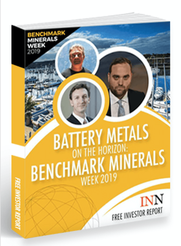Battery Metals on the Horizon: Benchmark Minerals Week 2019