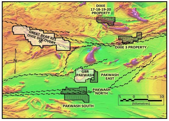 pistol bay map