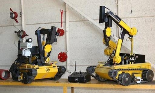 a2z technologies robots