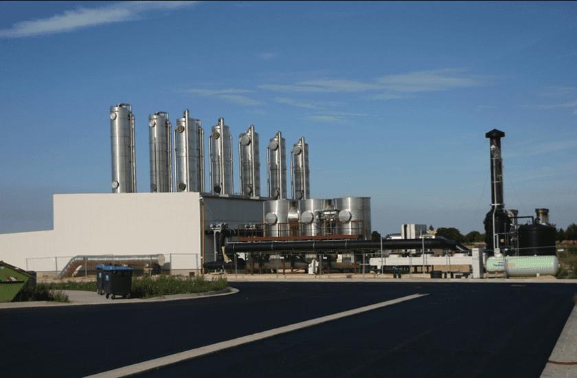 greenlane renewables plant germany
