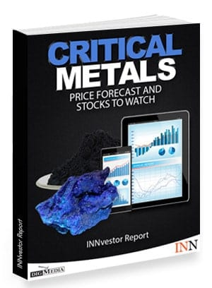 Critical Metals Outlook Cover