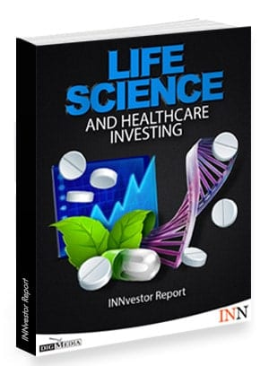 Life Science and Healthcare Investing report cover