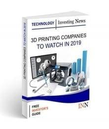 3D Printing Outlook Cover