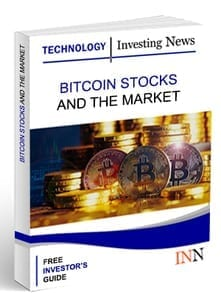 bitcoin market report cover