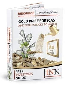 gold outlook free report cover