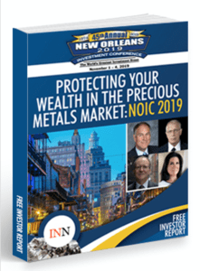 Cover of the Protecting your Wealth free report