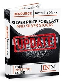 silver outlook free report cover