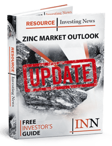 Zinc Outlook Report Cover