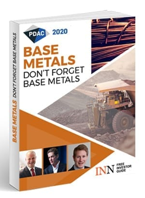 PDAC 2020 Base Metals Free Report Cover
