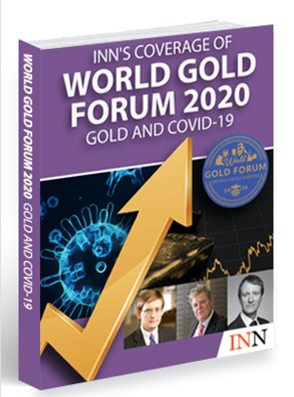 World Gold Forum 2020 Gold and COVID-19 report cover