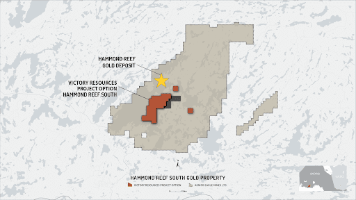 Victory Resources Hammond Reef South